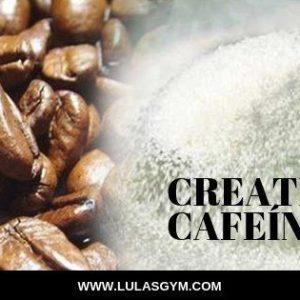 creatina y cafeína