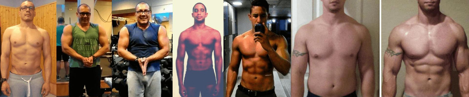 transformaciones fitness