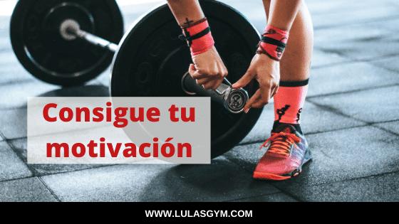 Motivación:  Cómo motivarte a hacer ejercicio físico.